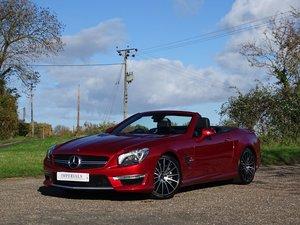 201464 Mercedes-Benz SL 63 AMG