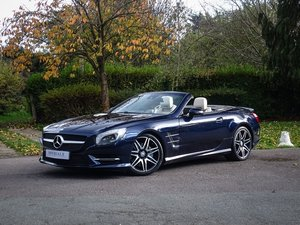 201464 Mercedes-Benz SL
