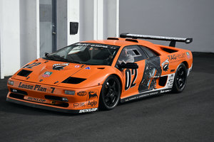 1996 LAMBORGHINI SVR - Rare 1 of 32 made PHILIPPE CHARRIOL