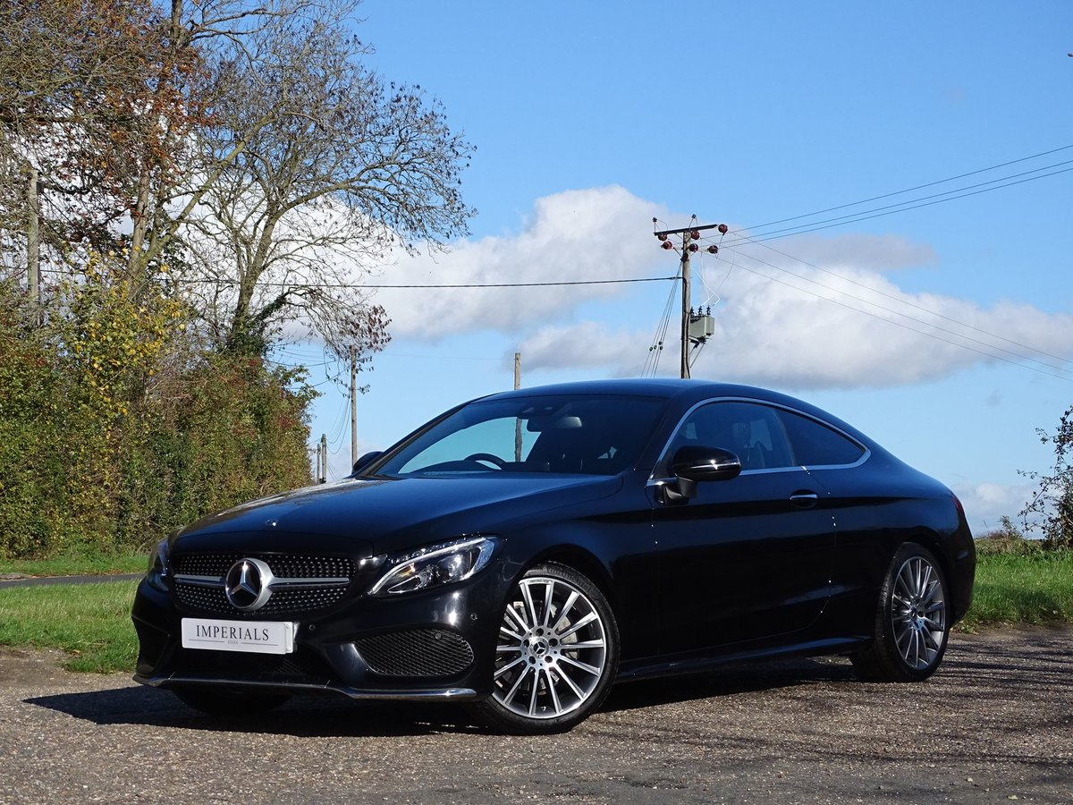 2017 Mercedes-Benz C-CLASS For Sale (picture 1 of 20)