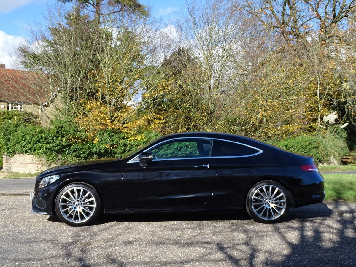 2017 Mercedes-Benz C-CLASS For Sale (picture 2 of 20)