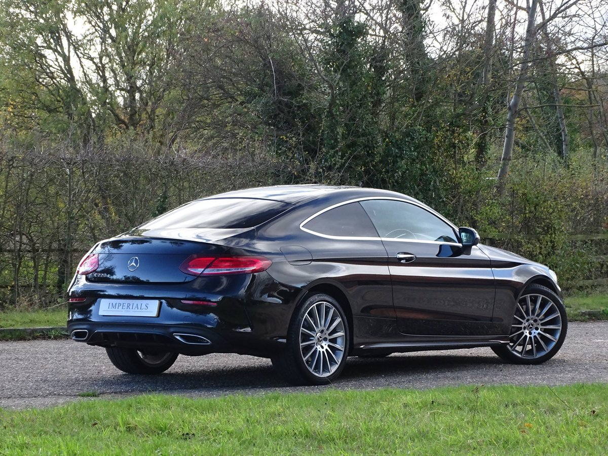 2017 Mercedes-Benz C-CLASS For Sale (picture 4 of 20)