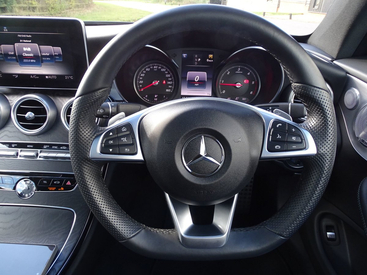 2017 Mercedes-Benz C-CLASS For Sale (picture 7 of 20)