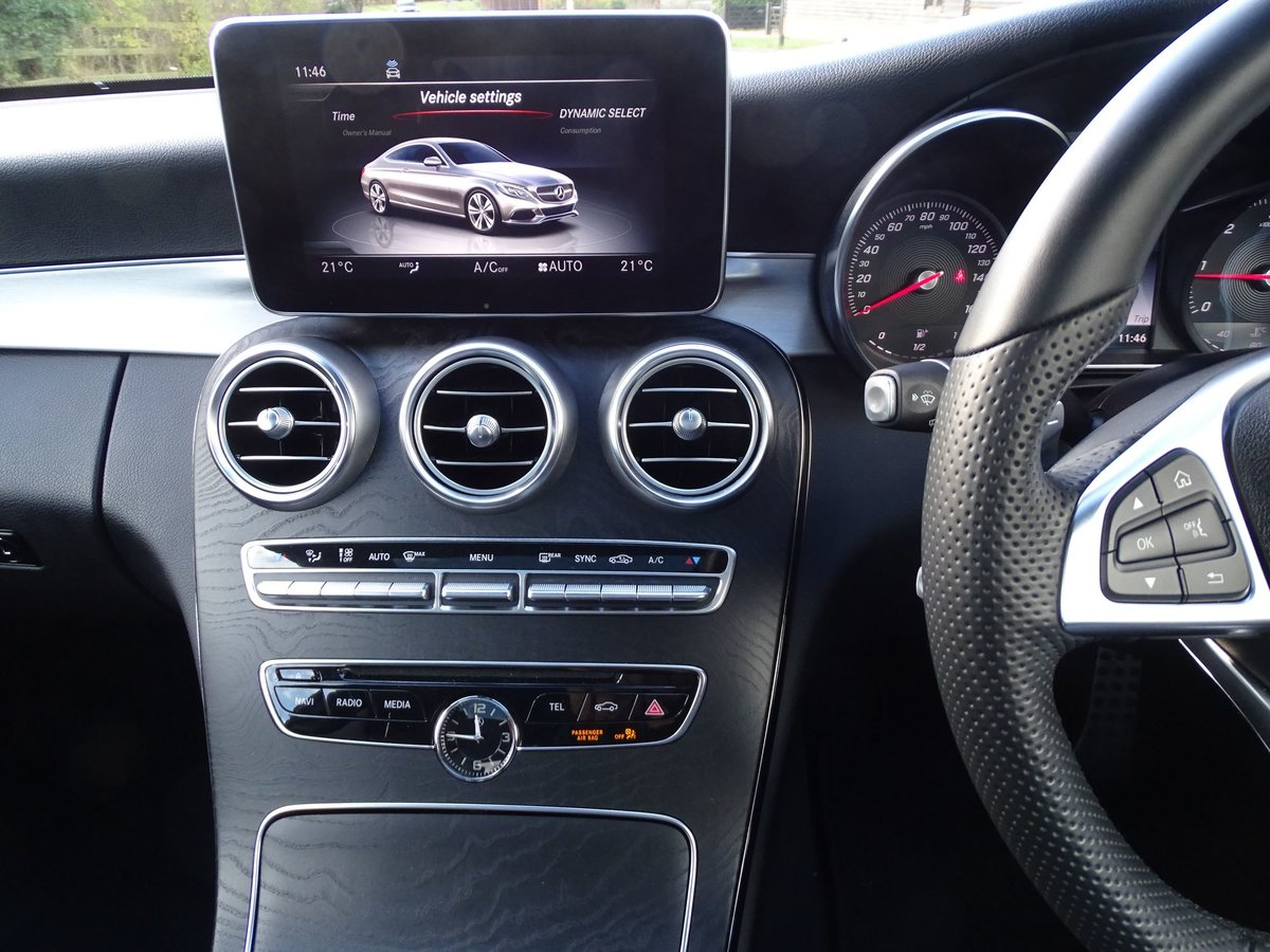2017 Mercedes-Benz C-CLASS For Sale (picture 8 of 20)