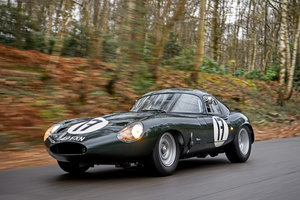 Picture of 1963 Jaguar E-Type Lightweight SOLD