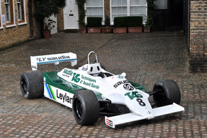 Picture of 1981 Williams F1 FW07CD SOLD