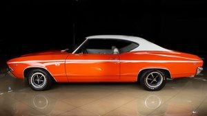 Picture of 1969 Chevrolet Chevelle Coupe SS396 only 6.2k miles $49.9k For Sale