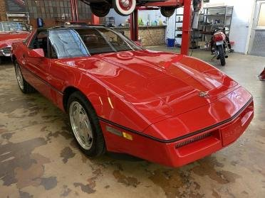 Picture of 1989 Chevrolet Corvette Coupe only 22k miles Red $14.9k For Sale