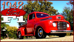 Picture of 1948 Ford F1 Pickup Truck Step~Side 355V-8 Auto AC $39.5k For Sale