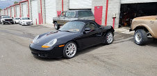 Picture of 2001 Boxster S 3.2 Flat 6 clean Black(~)Tan 33k miles $24k For Sale