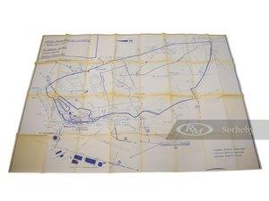 Circuit Permanent de la Sarthe et Circuit Bugatti Blueprint