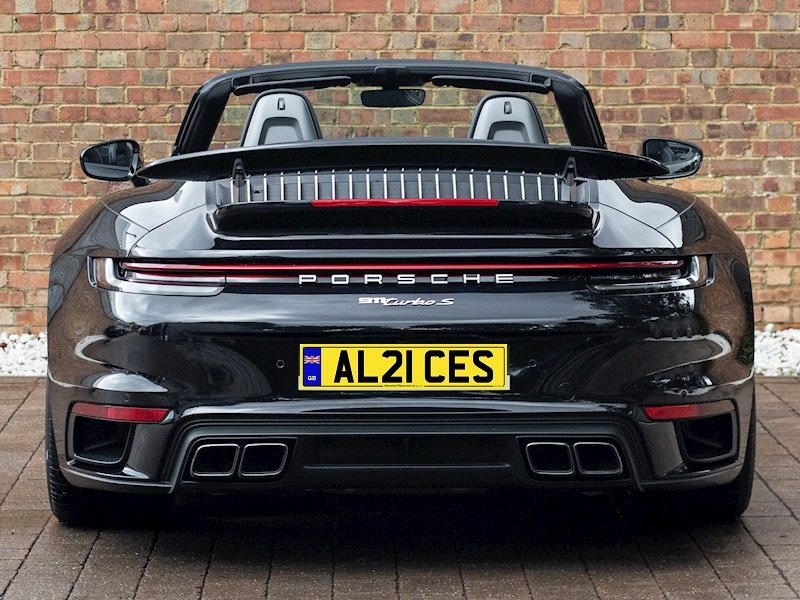 2021 Alice / Alices Number Plate: AL21CES For Sale (picture 1 of 1)