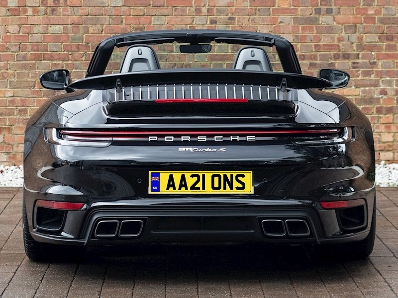 2021 Aaron / Aarons Number Plate: AA21ONS For Sale (picture 1 of 1)