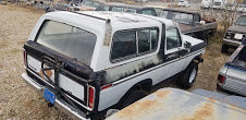1979 Ford Bronco Ranger XLT 4x4 SUV Project 4 speed $7.9k ...