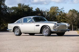 Picture of 1960 Aston Martin DB4  - RHD Rare Clean Silver $439.5k For Sale