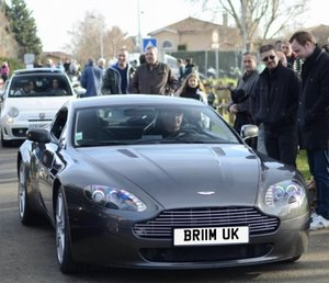 BR11MUK Cherished Reg, Ideal 'BRUM UK' private plate