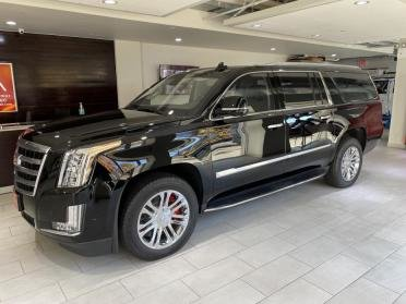 2019.5 Cadillac Escalade ESV Ultra Light-Weight Armor truck