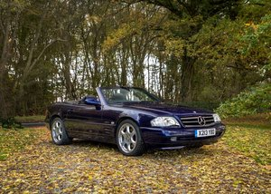 Picture of 2000 Mercedes-Benz 320SL Roadster SOLD by Auction
