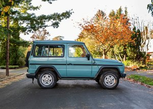 Picture of 1991 Mercedes-Benz G-Wagon GES 300 SOLD by Auction