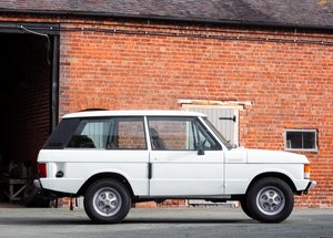 Picture of 1976 Range Rover Suffix D SOLD by Auction