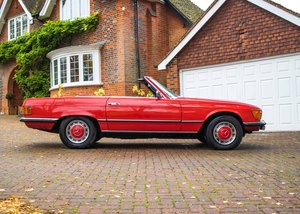 Picture of 1971 Mercedes-Benz 350SL Roadster SOLD by Auction