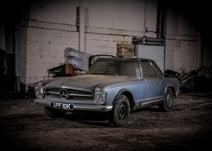 Picture of 1969 Mercedes-Benz 280SL Pagoda SOLD by Auction