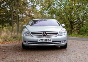 Picture of 2010 Mercedes-Benz CL500 SOLD by Auction