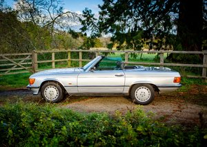 Picture of 1987 Mercedes-Benz 420SL Roadster SOLD by Auction
