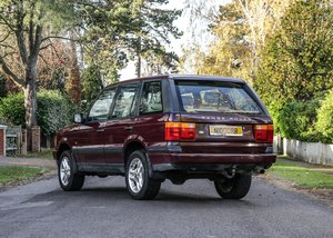 Picture of 1995 Range Rover HSE Autobiography (4.6 litre) SOLD by Auction