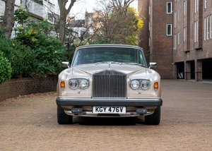 Picture of 1980 Rolls-Royce Silver Shadow II SOLD by Auction
