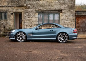 Picture of 2010 Mercedes-Benz SL63 AMG SOLD by Auction