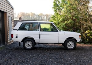 Picture of 1973 Range Rover Classic Suffix B SOLD by Auction