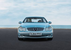 Picture of 2004 Mercedes-Benz CLK 270 CDi SOLD by Auction