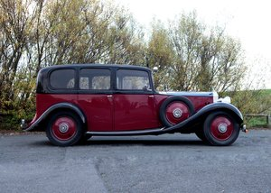 Picture of 1935 Rolls-Royce 2025 by Hooper SOLD by Auction