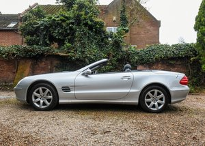 Picture of 2003 Mercedes-Benz SL500 SOLD by Auction
