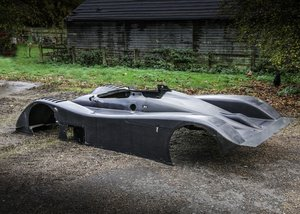 Picture of 1955 Single seater bodyshell in carbon fibre SOLD by Auction