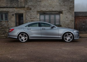 Picture of 2014 Mercedes-Benz CLS350 CDI AMG SOLD by Auction