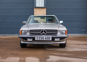 Picture of 1986 Mercedes-Benz 300 SL Roadster SOLD by Auction