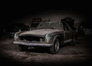 Picture of 1968 Mercedes-Benz 250SL Pagoda SOLD by Auction
