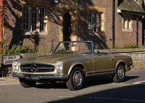 Picture of 1967 Mercedes-Benz 250 SL Pagoda SOLD by Auction