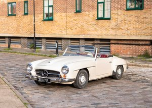 Picture of 1958 Mercedes-Benz 190 SL