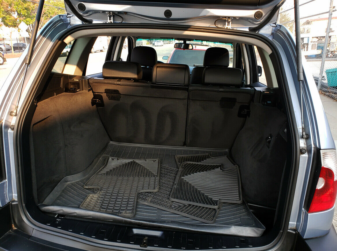 2005 BMW X3 SUV AWD  Rare 6 speed Manual Silver $obo For Sale (picture 5 of 6)
