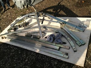 Picture of 2002 AUTO VIP Car Rotisserie Turning Frame For Sale