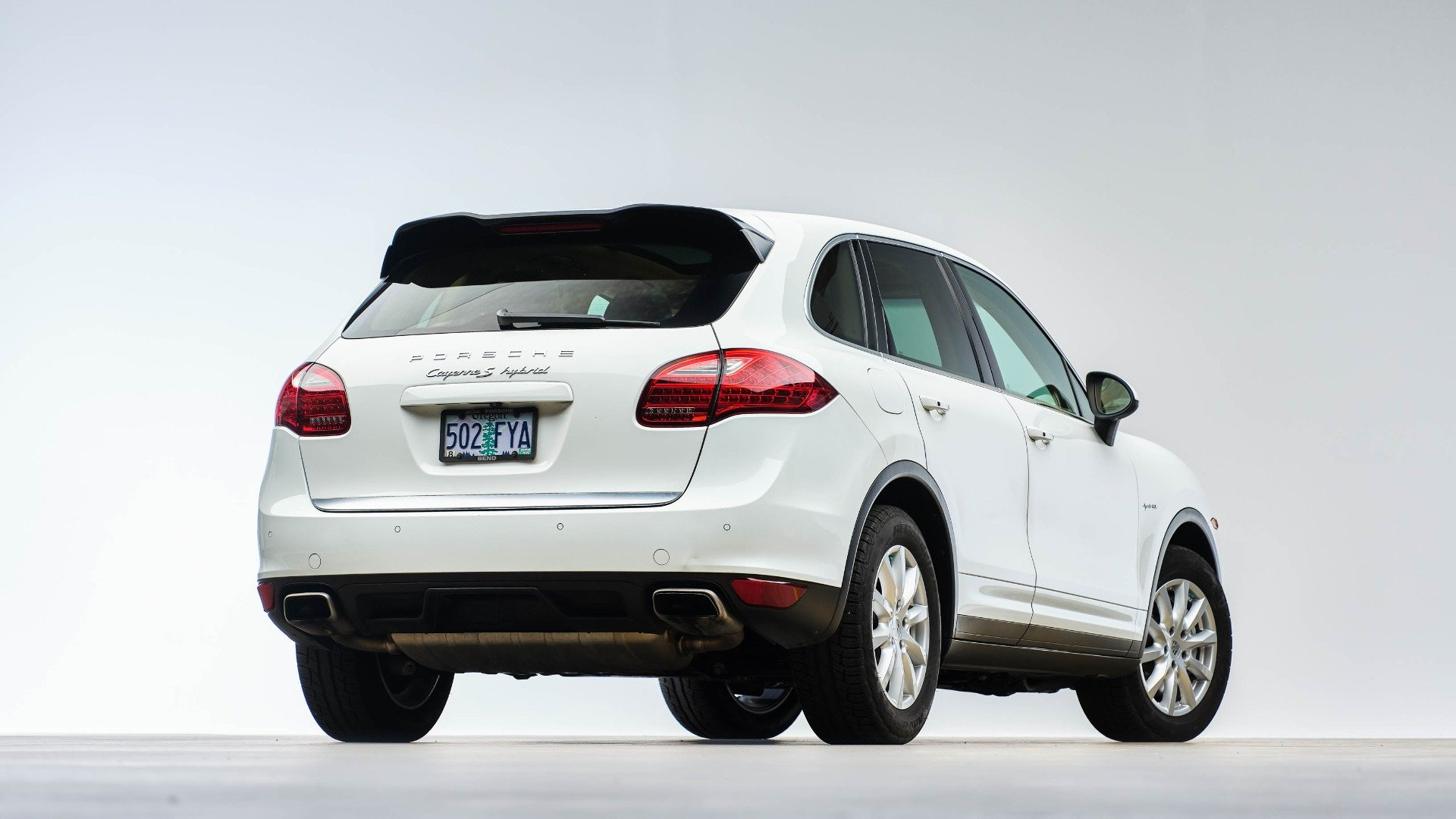 2012 Porsche Cayenne S Hybrid = SUV AWD Hot~Seats $21.5k For Sale (picture 2 of 6)