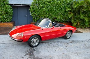 Picture of 1970 Alfa Romeo 1300 Jr  - Roadster Rare 39k miles $54.5k For Sale
