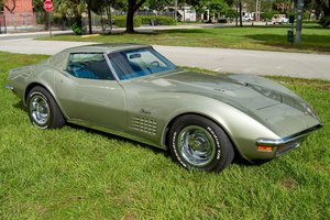 Picture of 1972 Corvette Sting Ray Coupe T-Tops 454 LS5 only 4.2k miles For Sale