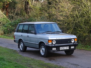 Picture of 1990 Range Rover Vogue 3.9 EFi For Sale