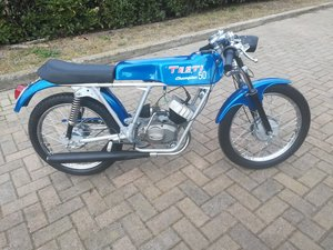 Picture of 1972 TESTI CHAMPION 50 CC 4 SPEED SOLD