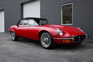 Picture of 1973 Jaguar XK-E Series III OTS Roadster award winning $89k For Sale