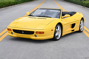 Picture of 1997 Ferrari F355 Spyder  6 speed manual 20k miles $72.5k For Sale